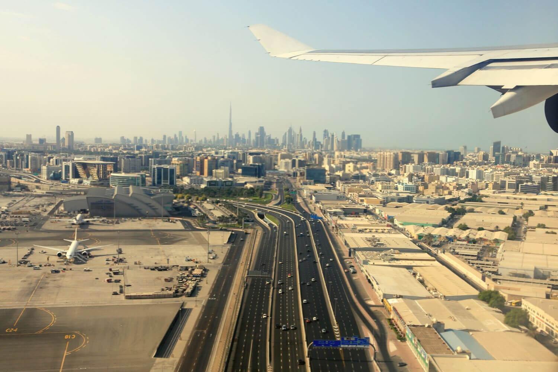 Free airline transit buses Dubai to Abu Dhabi explained
