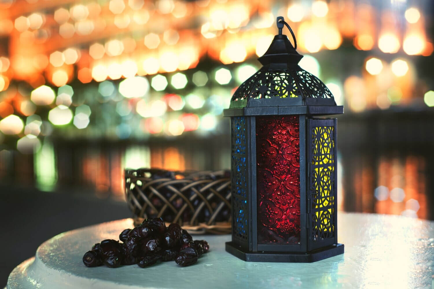 Ramadan celebrations in Dubai