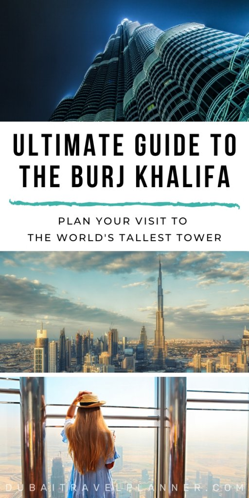 How to visit the Burj Khalifa in Dubai