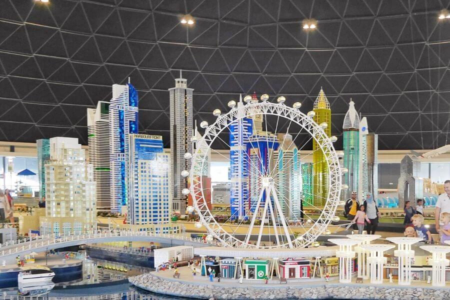 Legoland Dubai at Dubai Parks and Resorts