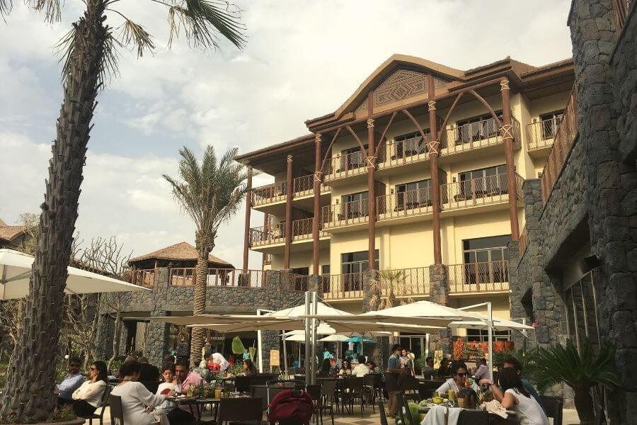 Lapita Resort Daycation Brunch at Dubai Parks & Resorts