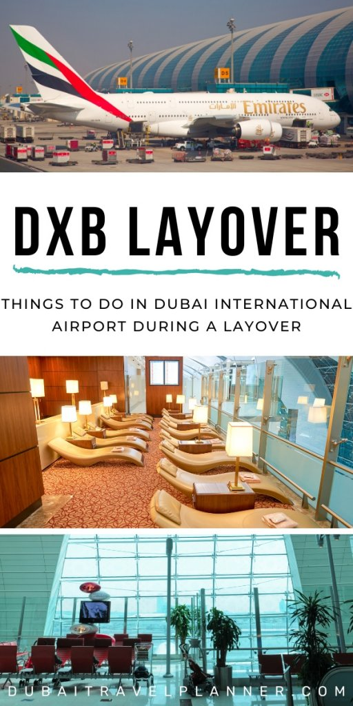 Dubai Airport Layover