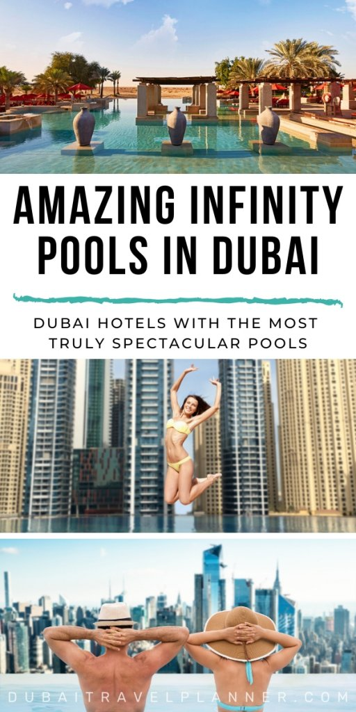 Dubai's Incredible Infinity pools