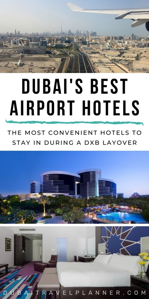 Dubai's Best Airport hotels close to DXB