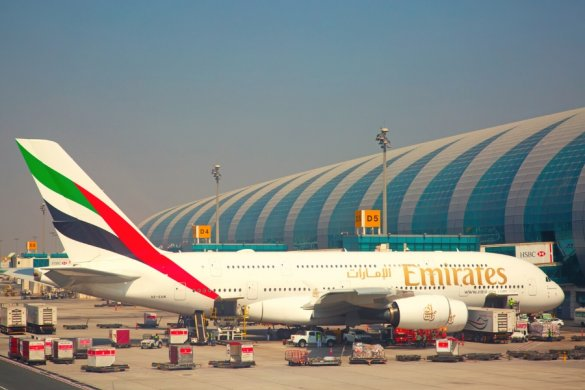 Emirates Layover Passengers DXB