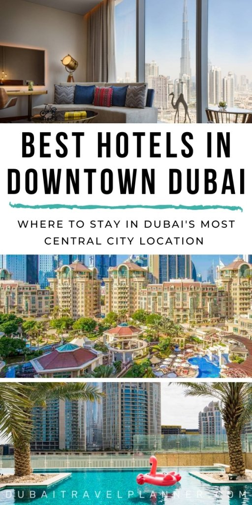 Best hotels in Downtown Dubai