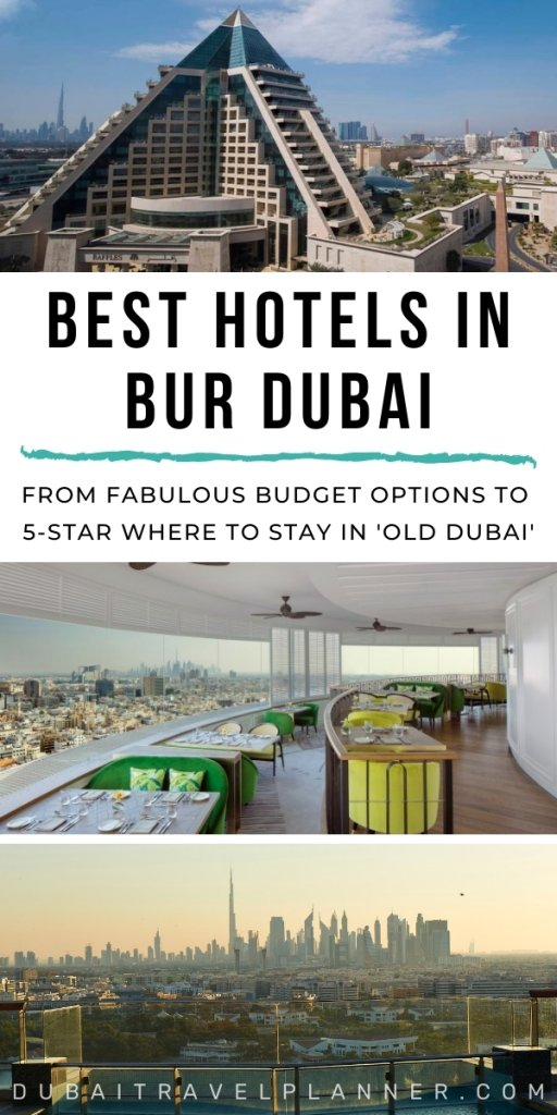 Best Places to stay in Bur Dubai