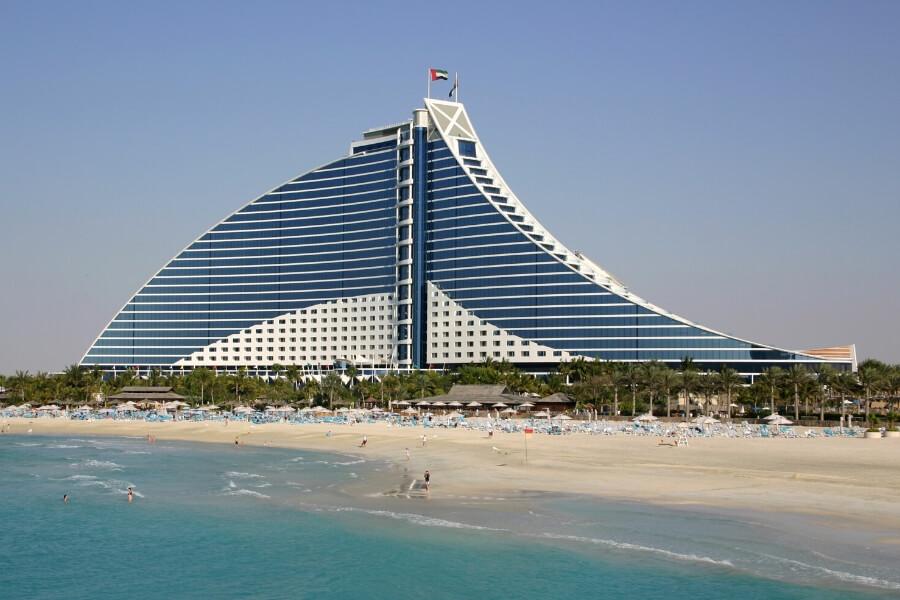 Dubai JBh Jumeirah Beach Hotel