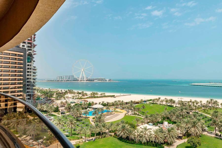 Le Royal Meridien Beach Resort in Dubai