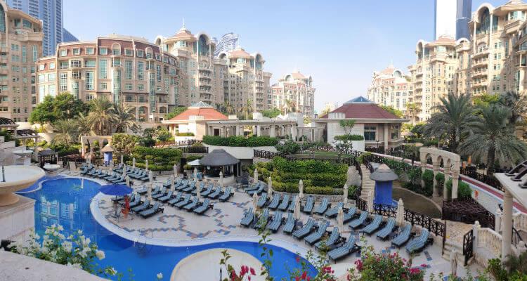 Roda Al Murooj Hotel Gardens