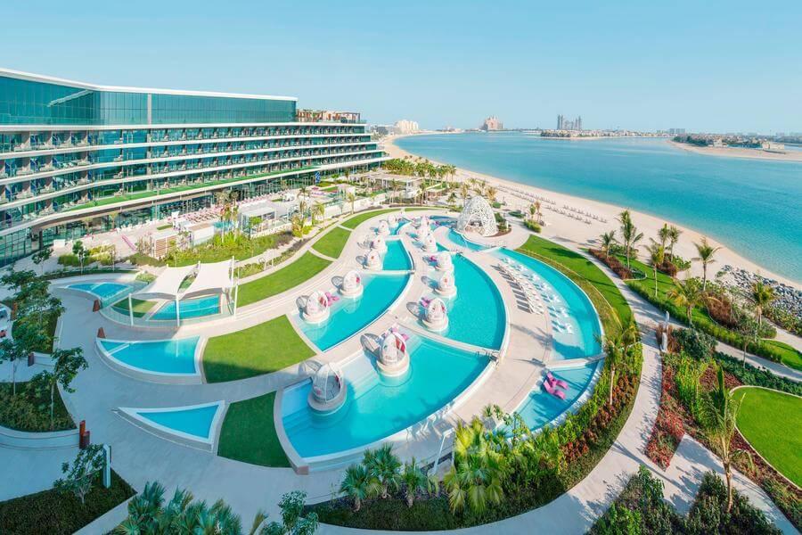 W Dubai on Palm Jumeirah