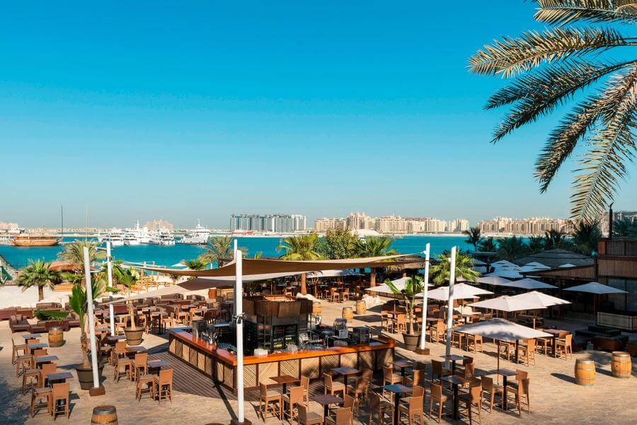 Barasti Beach Bar Le Meridien