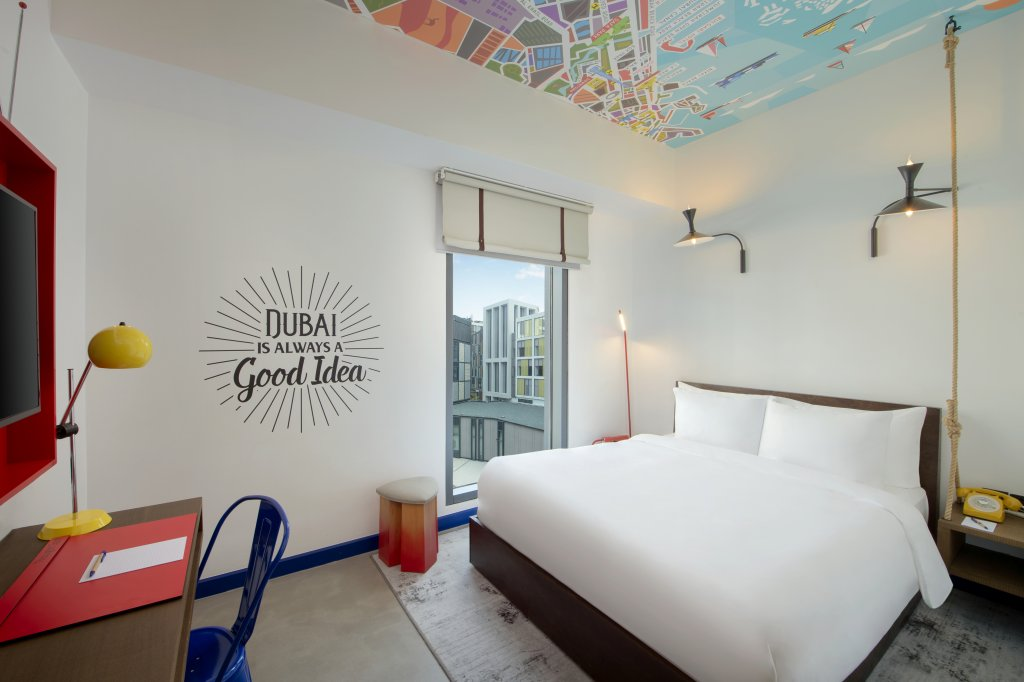 Hampton by Hilton Al Seef Dubai Hotel