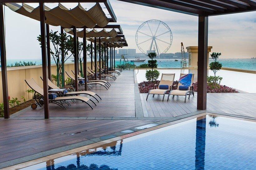 JA Beach Resort The Walk