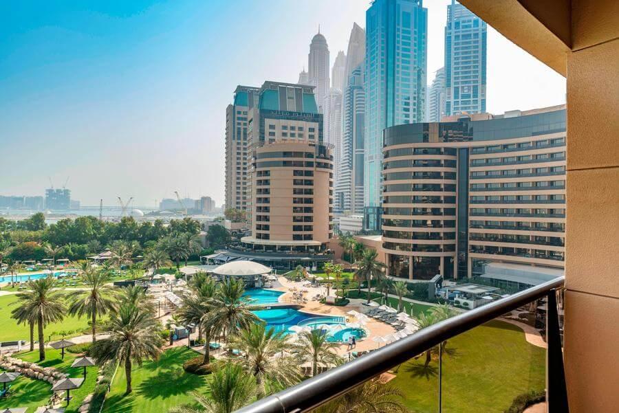Le Royal Meridien Dubai Jumeirah Beach