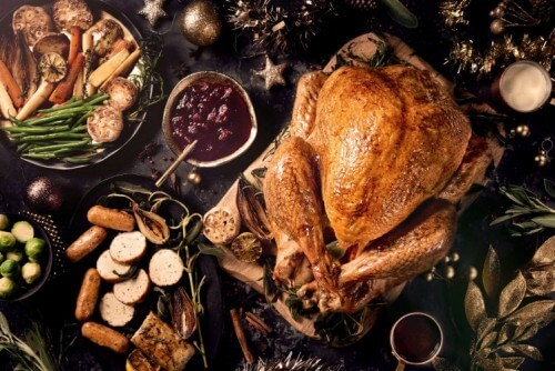 Ossiano's Turkey for Thanksgiving Atlantis The Palm