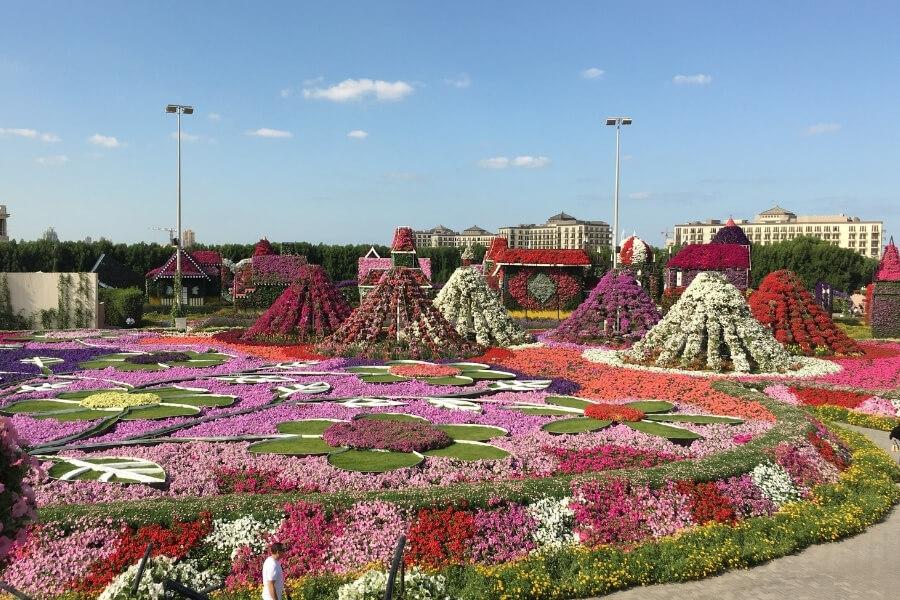 Dubai Miracle Garden - Flower Garden