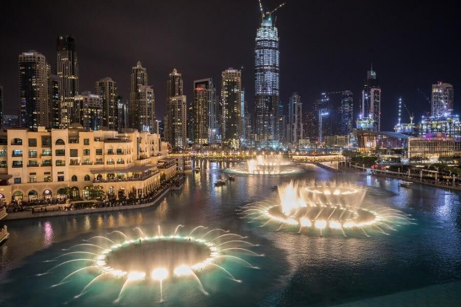Fun new ways to experience the Burj Lake and Dubai Fountain Boardwalk