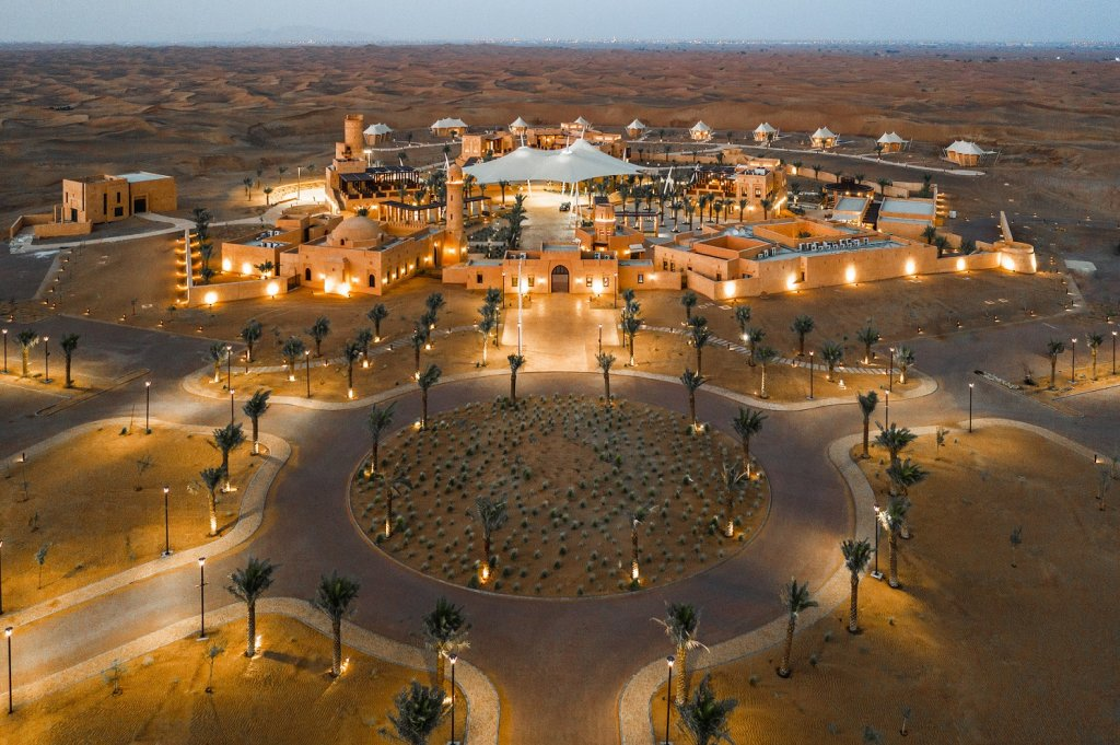 Mysk Al Badayer Oasis Retreat