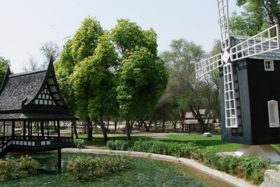 10 ways to enjoy Mushrif Park Dubai