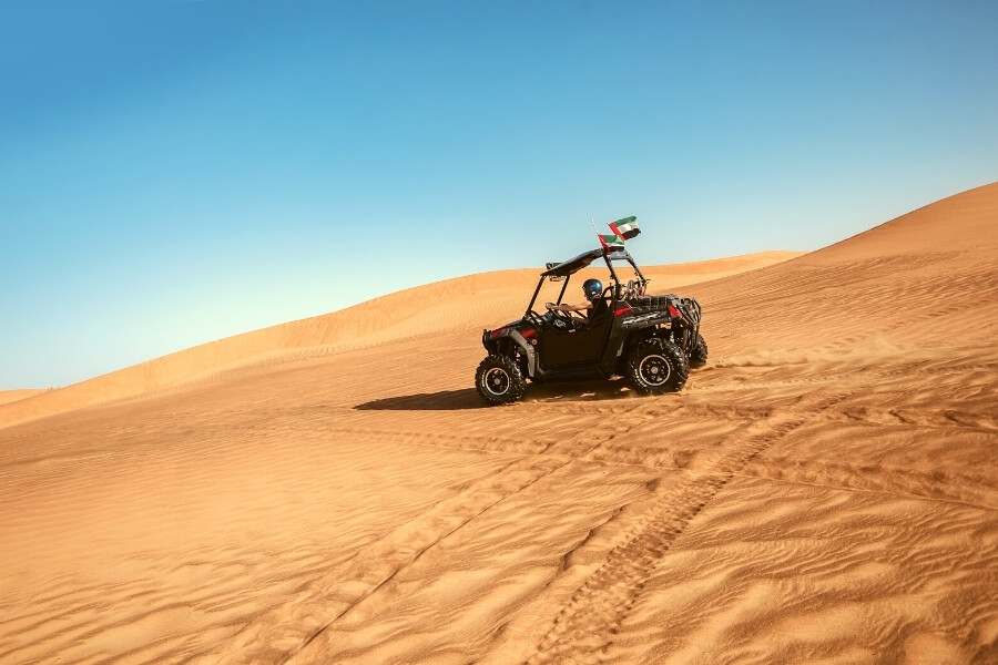 Best Places to Dune Buggy in Dubai – Desert Adrenaline Sports