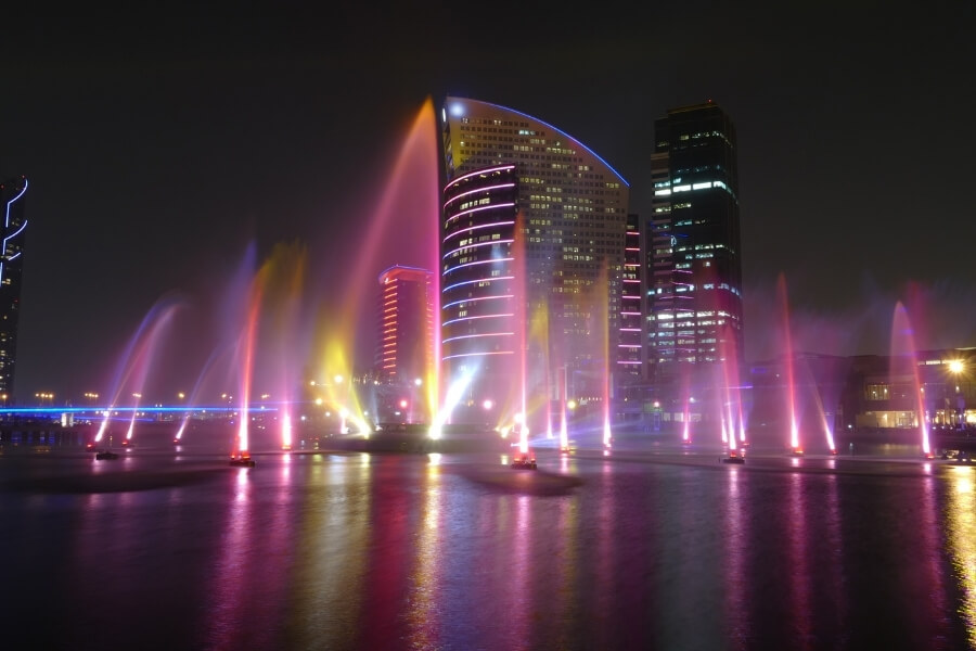 Dubai Festival City - Imagine