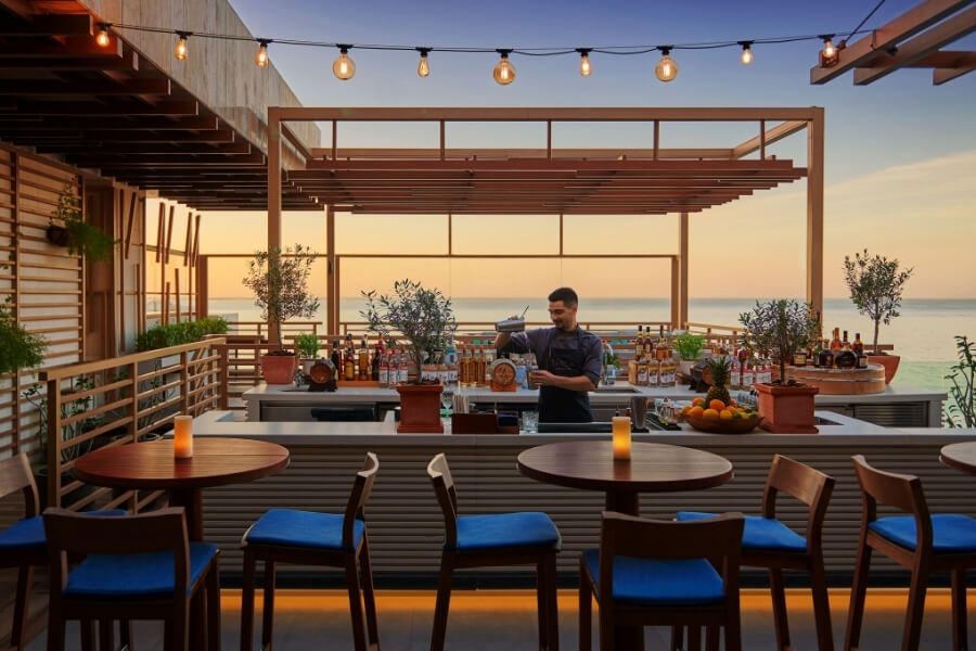 Tasca Infinity Bar Mandarin Orient Dubai